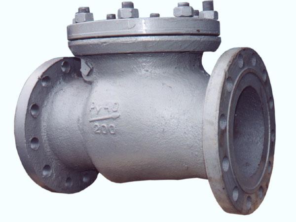 Клапан обратный КОП 200-40 ХЛ1